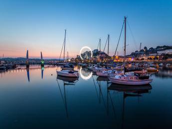 6805+Großbritannien+Torquay+Torquay_Harbour+GI-496842991