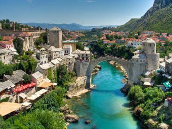 Stari Most, Brücke - Mostar