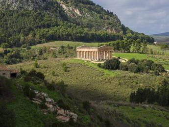 Tempel von Segesta - Calatafimi-Segesta