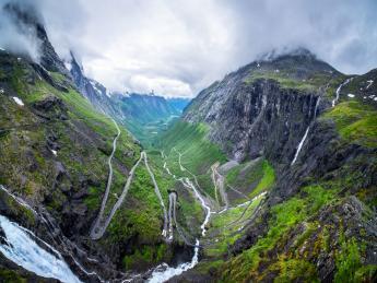 Trollstigen - Andalsnes