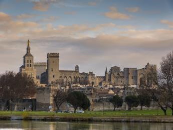 5572+Frankreich+Avignon+Papstpalast+GI-634463215