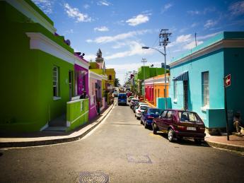 Bo Kaap - Kapstadt
