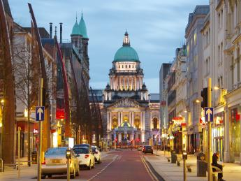 Belfast City Hall - Belfast