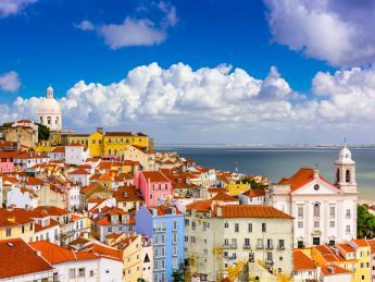 Alfama - Lissabon