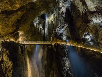 Höhlen von Škocjan - Škocjan