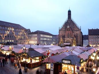 Frauenkirche - Nürnberg