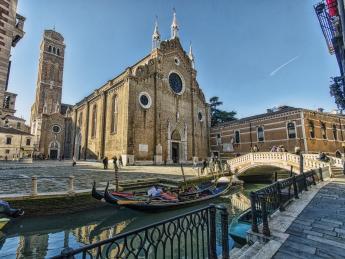 Santa Maria Gloriosa dei Frari - Venedig