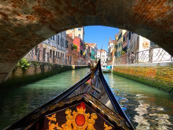 Kanäle - Venedig