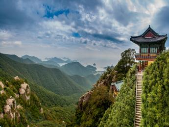 Boriam Temple - Südkorea