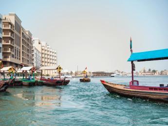 Dubai Creek - Dubai