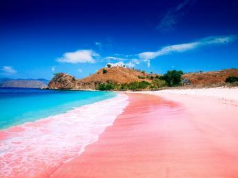Pantai Merah Beach - Indonesien