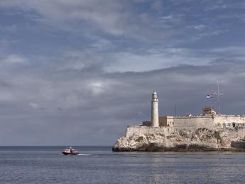 Castillo de los Tres Reyes Magos del Morro - Havanna