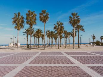 Strand - Valencia