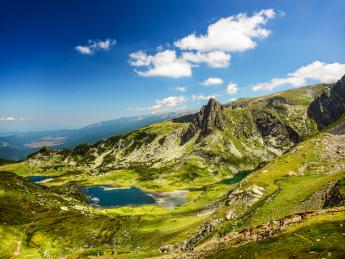 Sieben Rila Seen - Bulgarien