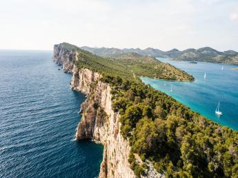 Dugi Otok - Kroatien