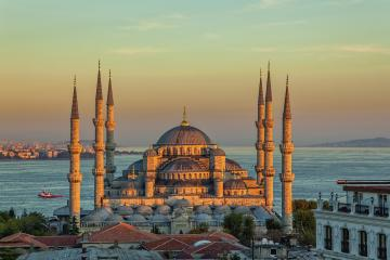 Sultan-Ahmed-Moschee - Istanbul