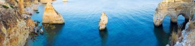 Titelbild Top 10 Hotels an der Algarve