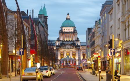 Urlaub Dublin