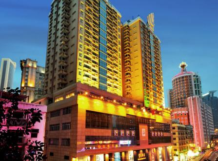 Macau Urlaub