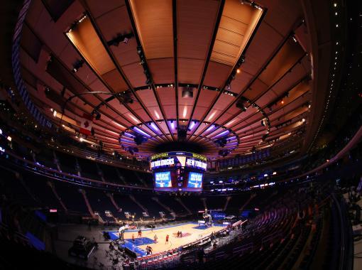 Madison Square Garden - New York City