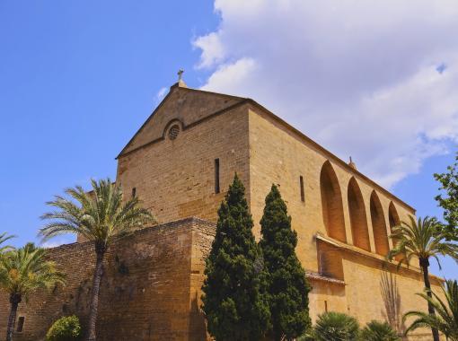 Església de Sant Jaume - Alcudia