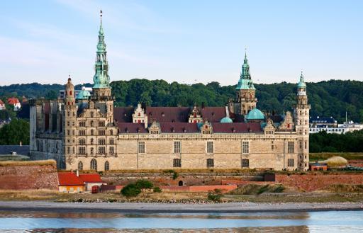 Schloss Kronborg - Dänemark