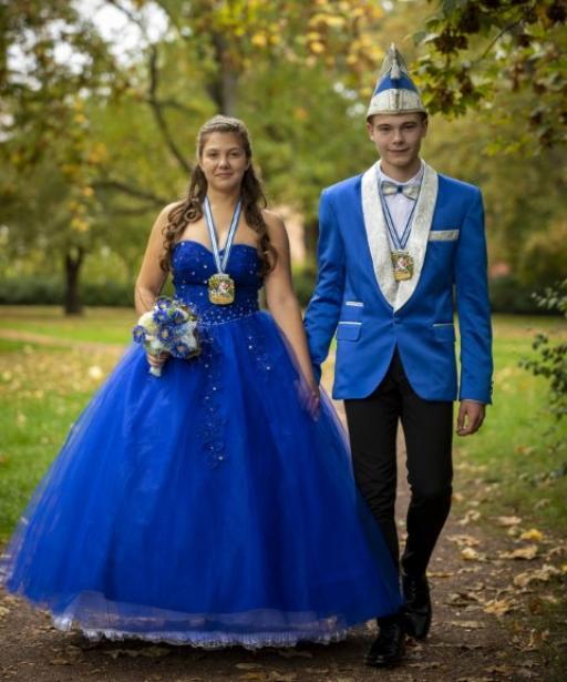 Prinzenpaar des KUKAKÖ