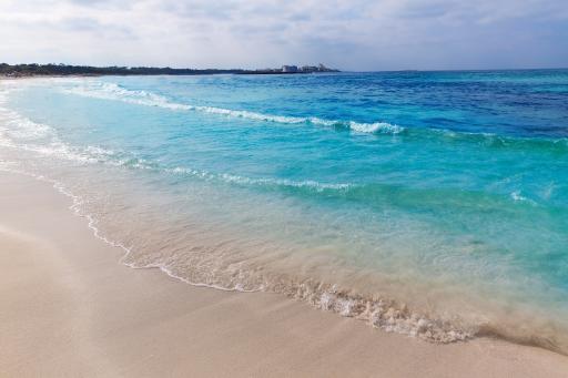 Mallorca El Trenc Beach