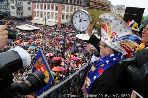 Infografik: Karneval in Mainz 2016