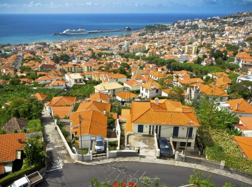Portugal: Madeira - Funchal