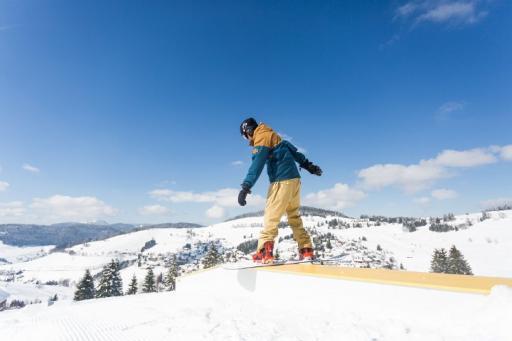 Funpark im Skigebiet Todtnauberg
