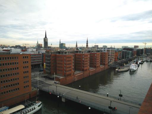 Deutschland: Hamburg - Speicherstadt - Hafencity