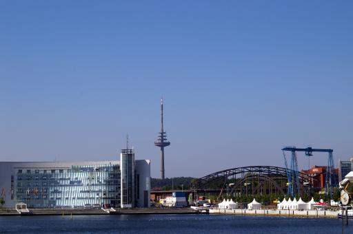 Fernmeldeturm Kiel - Kiel