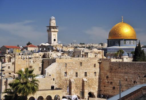 6408+Israel+Jerusalem+Felsendom+TS_453091057