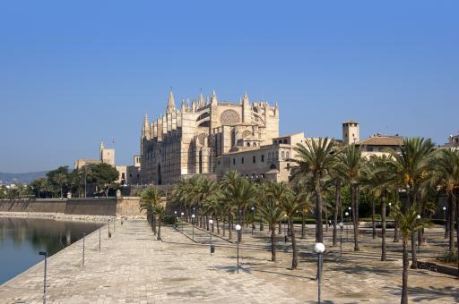 Kathedrale La Seu - Palma De Mallorca