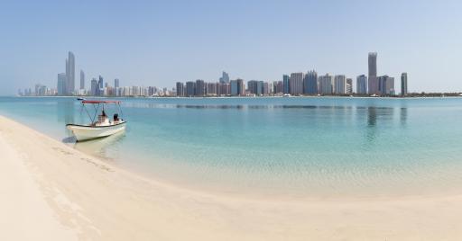 Skyline - Abu Dhabi