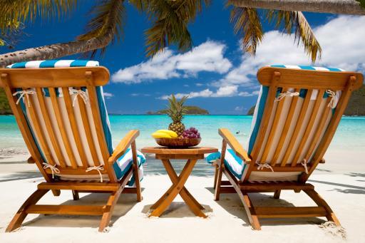 Gerichte Weltweit: Mangu - Dominikanische Republik - Strand - Banane - Liegestühle