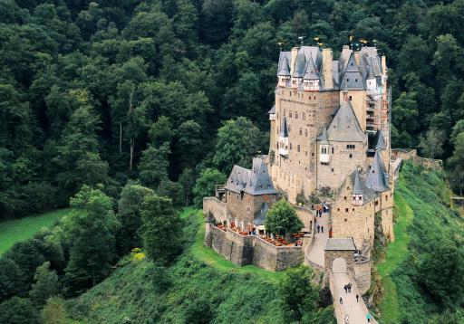 Deutschland: Burg Eltz 2