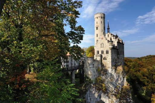 Märchenschloss - Lichtenstein (Sachsen)