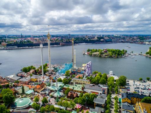 Göra Lund Tivoli - Stockholm