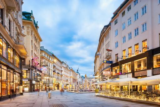 Graben - Wien