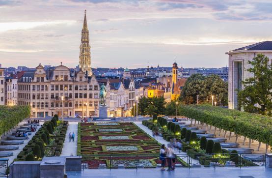 7168 + Belgique + Bruxelles + Mont_des_Arts + GI 589938821