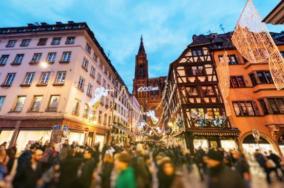 Weihnachtsmarkt Unter Der Woche.Das Sind Die 12 Schönsten Weihnachtsmärkte Außerhalb Deutschlands