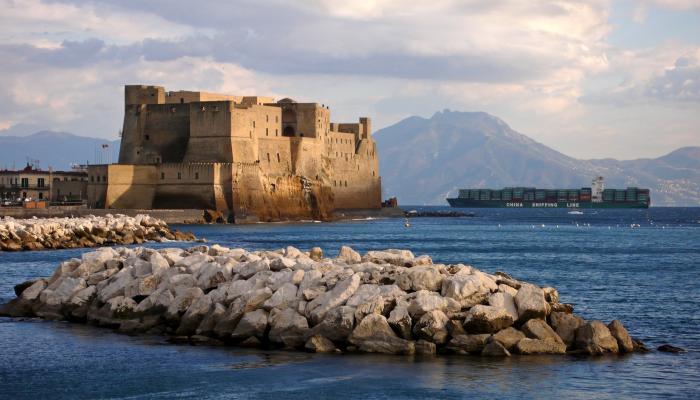 3370+Italien+Neapel+Castell_dell'Ovo+GI-136119289