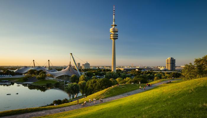 Olympiapark - München