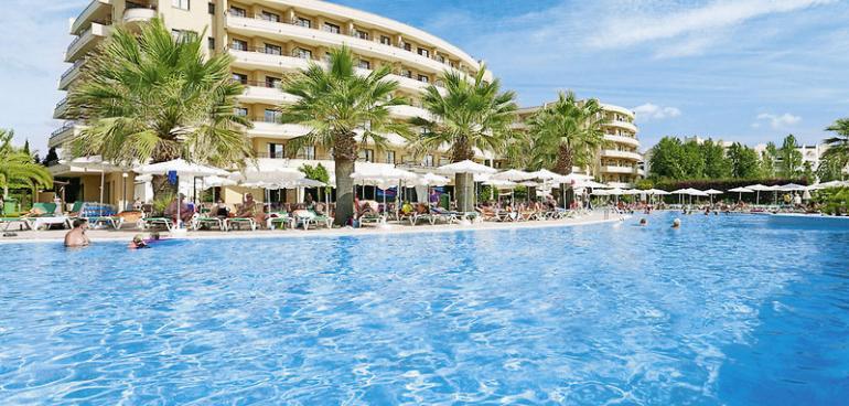 Hotel Allsun Orient Beach In Sa Coma Mallorca Buchen