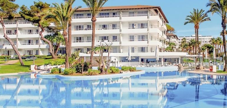 Hotel Aparthotel Esperanza Park in Playa De Muro (Mallorca) buchen ...