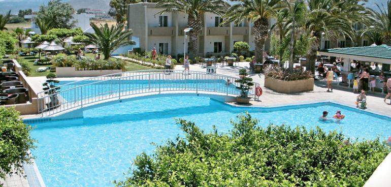 Sandy Beach Hotel Family Suites Kos Bewertungen