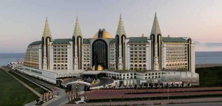 hotel delphin imperial in lara t rkei buchen check24. Black Bedroom Furniture Sets. Home Design Ideas