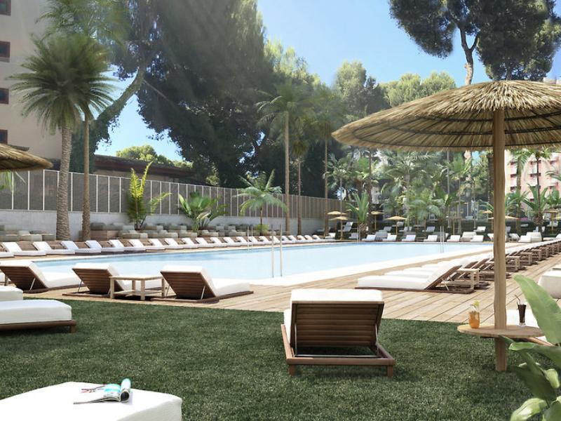 Hotel Cook´s Club Palma Beach - Playa de Palma Mallorca